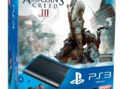 PS3 Bundle: Neue PlayStation 3 Slim 500GB + Assassin's Creed III für 298,99€