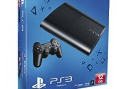 PS3: Sony PlayStation 3 12GB Super Slim inkl. Controller für nur 204,33€