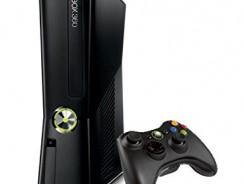 Xbox 360 Slim Konsole 4GB schwarz-matt für 99€