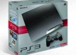 PS3: Konsole Slim Black 250GB inkl. FIFA Fußball-Weltmeisterschaft 2010 für 314,99€ inkl. Versand