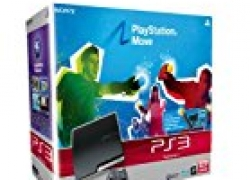 [Aktion] PS3 Konsole 320 GB mit Move-Starter-Pack + Extra Motion Controller + Sports Champions für 299€