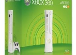 Xbox 360 Arcade mit 2 Controllern, Fifa 10, Pure und Lego Batman für knapp 134€