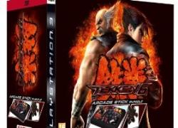 Tekken 6 Arcade Stick Bundle (PS3) für 67,97€ inkl. Versand zu haben
