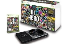HOT! Xbox: DJ Hero Bundle für nur 9,99€