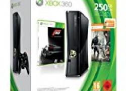 HOT! Xbox360 S 250GB Matte + Forza 3 + Crysis 2  + 3 Monate Xbox Live UND Batman Arkham City für nur 210,97€