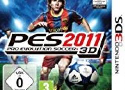 3DS: PES 2011 – Pro Evolution Soccer für 30,99€ inkl. Versand