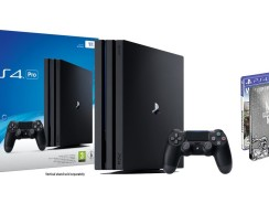 SONY PlayStation 4 Pro 1TB + Spiel (z.B. Dishonored 2 oder Battlefield 1) ab 399€