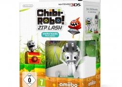 Chibi-Robo!: Zip Lash – Special Edition inkl. amiibo (3DS) für 26,99€