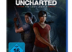 Uncharted: The Lost Legacy (PS4) für 19,00€
