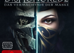 Dishonored 2: Das Vermächtnis der Maske – Day One Edition (PS4 & Xbox One) für je 43,99€