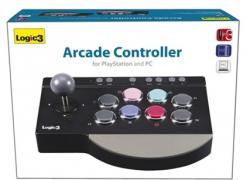 Logic 3 Arcade Stick (PS3,PS2 & PC) für ~20€ inkl. Versand