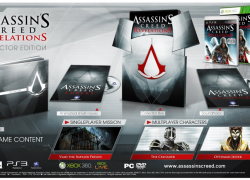 X360: Assassin's Creed Revelations [Collector's Edition] für nur 35,77€