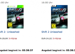 Amazon Blitzangebot des Tages 14.09.2011