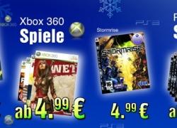 Neue Tiefstpreis Angebote bei Konsolenkost (z.B. Stormrise PS3 für 4,99€)