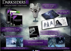 X360: Darksiders II: Collector's Edition für 86,51€