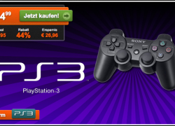 PS3: PS3 Dualshock Wireless Controller für nur 34,99€ inkl. Versand