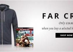 PS3/X360: Far Cry 3 für 24,94€ beim Kauf eines Kapuzenpulli/Hoddy für 18,70€ = 43,64€ Gesamtpreis