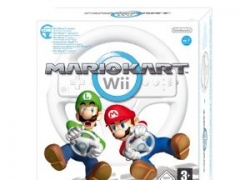 [Aktion] Mario Kart kaufen und das Wii Wheel gratis erhalten für nur 39,99€ inkl. Versand