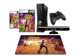 Media Markt: Xbox360 250GB Kinect Star Wars Pack für 322,00€