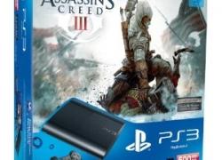 PS3 Bundle: Neue PlayStation 3 Slim 500GB + Assassin's Creed III für 298,99€