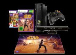 Media Markt: Xbox360 250GB Kinect Star Wars Pack für 322,00€